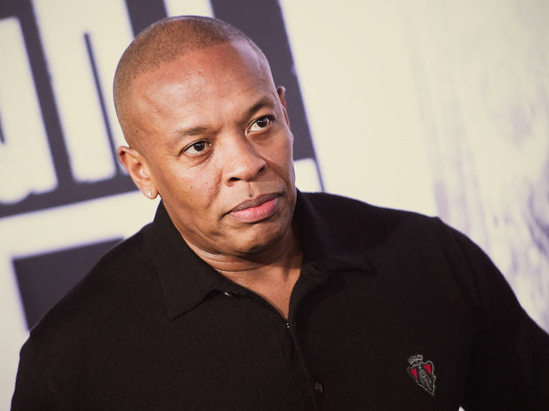 Andre Romelle Young aka Dr Dre © Joy105